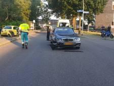 Automobilist gewond door botsing met andere auto in Nijmegen