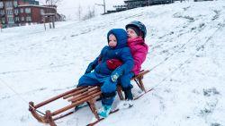 Nieuwe sneeuwzone trekt vannacht over ons land, lokale sneeuwtapijten tot 10 cm mogelijk