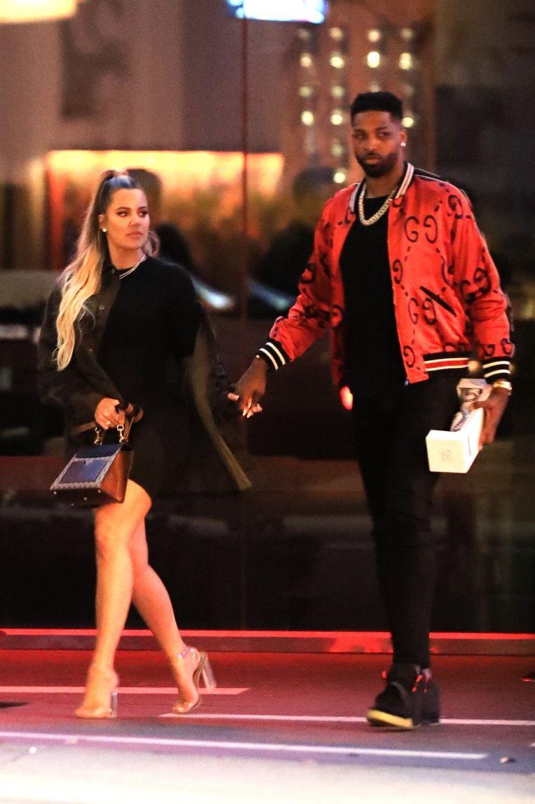 Khloe Kardashian en Tristan Thompson zijn niet meer samen.