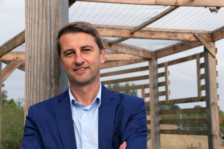 Peter Keymeulen (N-VA) wordt in de coalitie de nieuwe burgemeester.