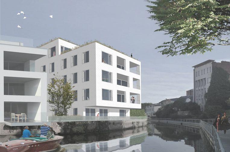 Zo zal Residentie Fonteynbrug eruit zien.
