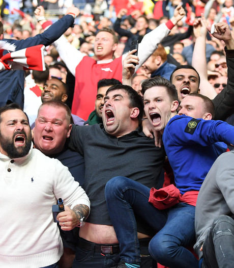 Bundesliga het best bezocht, Arsenal verdient het meest aan fans