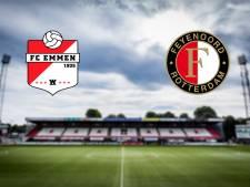 Feyenoord wil matige Europa League-start wegspoelen in Emmen