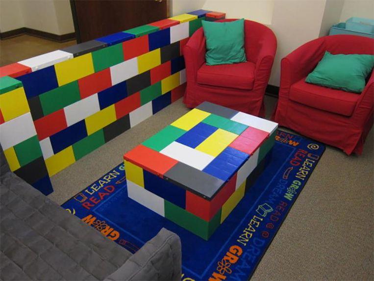 Ook volwassenen mogen met de blokken spelen verbouw je for Everblock systems