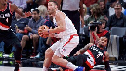 LA Clippers blijven ongeslagen in NBA