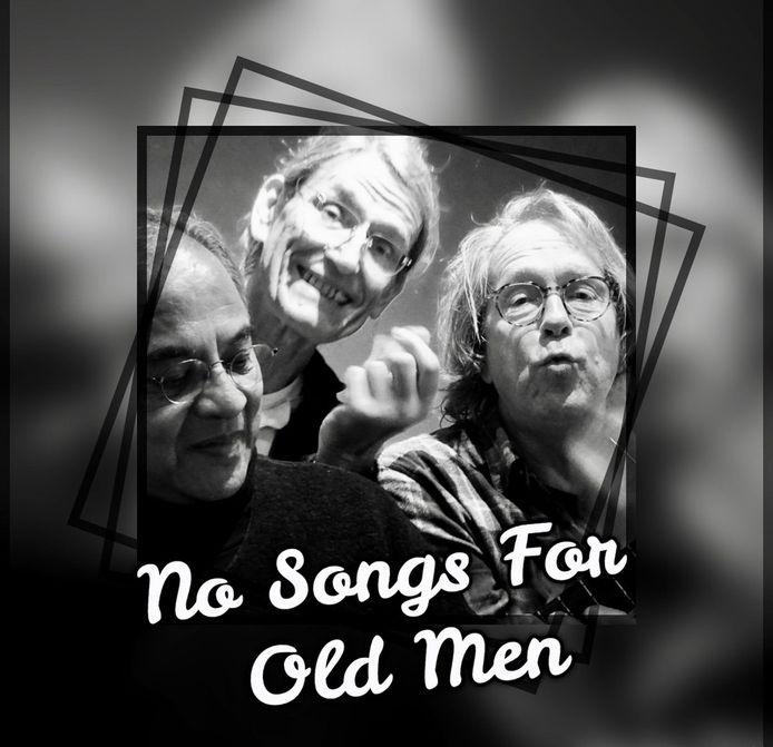 No Songs For Old Men treedt op in het Huis van Katoen & nu