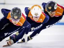 KNSB houdt twee shorttrackwedstrijden in december