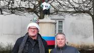 """DJ Broekie en DJ Kurt Lemmens poseren al bij Manneken Pis: """"De wereldtitel is voor een van de onze"""""""
