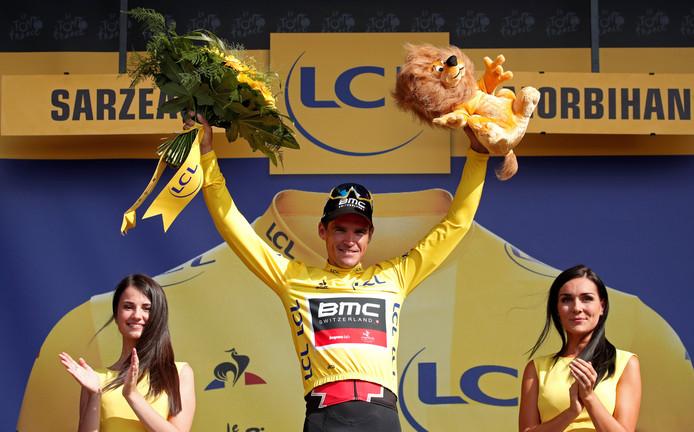 'Gouden Greg' is opnieuw goud waard voor de deelnemers die hem in hun Lezerstour opstelden. De Belg van BMC zorgde voor een wisseling van de wacht in het spel.