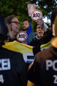 Demonstraties na winst AfD bij Duitse verkiezingen