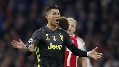 Ronaldo en co nog niet zeker van halve finales: kolkende Johan Cruijff ArenA stuwt sterk Ajax naar gelijkspel tegen Juve