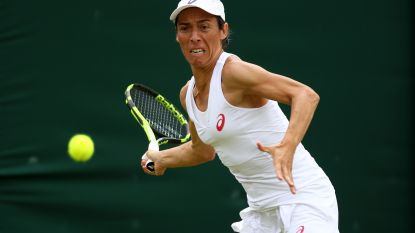 38-jarige Schiavone bergt tennisracket op - Goffin verdwijnt na US Open opnieuw uit top 10
