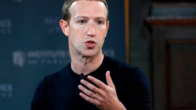 Mark Zuckerberg niet langer in top drie rijkste mensen ter wereld na boycot Facebookadverteerders