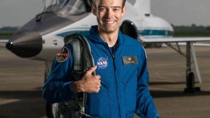 Eerste keer in 50 jaar: astronaut in opleiding kapt ermee