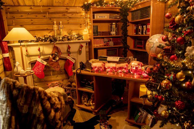 Het Huis van de Kerstman.
