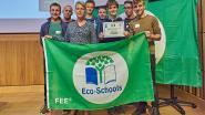 Groene Vlag voor vijf Limburgse scholen