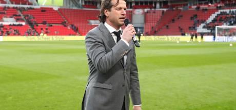 Ernest Faber is bij PSV voorlopig de nieuwe trainer