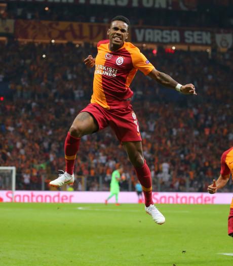 Garry Rodrigues leidt Galatasaray naar zege