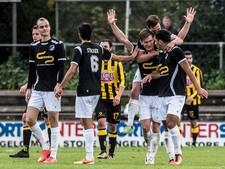 Quick'20 wint; hattrick Van Benthem