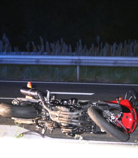 Motorrijder gewond bij ongeluk in Terschuur