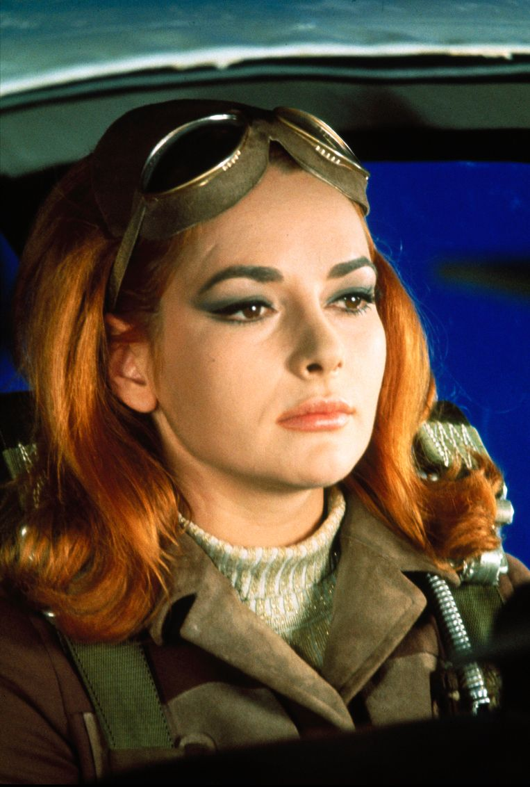 Karin Dor in 'You Only Live Twice'.