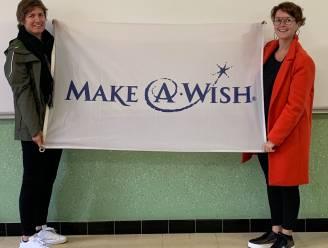Eerstegraadsschool De Keiwijzer zamelt 1.500 euro in voor Make-A-Wish