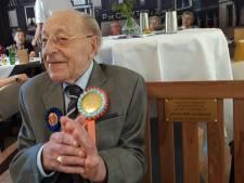 Met zijn 100 jaar geniet Wim van Rijswick nog van iedere dag in Het Laar