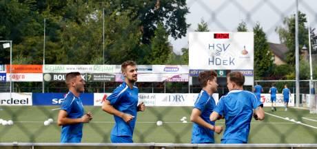 Hoek oefent zaterdag al tegen Winkel Sport
