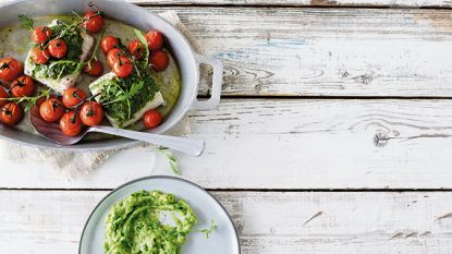 """Sandra Bekkari geeft tips om handig je diepvries te vullen: """"Zo heb je in geen tijd een gezonde maaltijd klaar"""""""