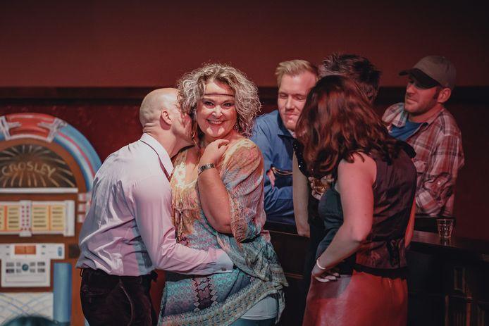 Snippers speelt Selma Ann Louis in Hotel de Borgh.