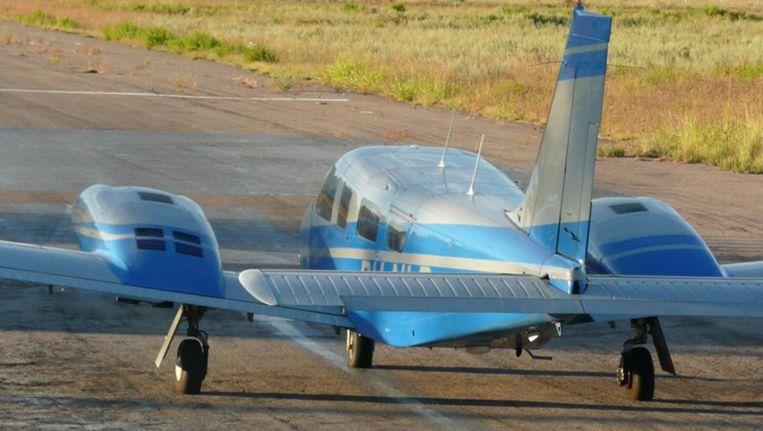 In Macedonië is een privé-vliegtuig neergestort. (Foto ter illustratie)
