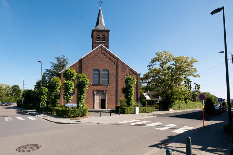 De kerk van Battel.