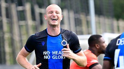 OEFENMATCHEN. Club klopt Luxemburgers dankzij hattrick Krmencik - W.-Beveren verliest van Knokke en ziet doelman Pirard uitvallen