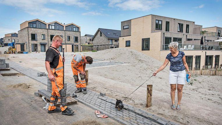 Duinwijk in Almere. Beeld Guus Dubbelman / de Volkskrant