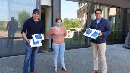 Tablets voor woonzorgcentrum Betze Rust