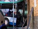Bus met kinderen verongelukt in Duitsland