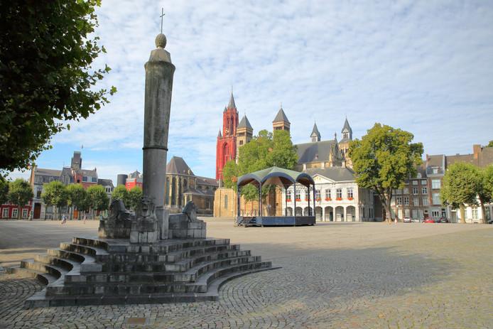 De binnenstad van Maastricht