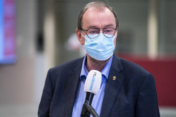 Burgemeester Jan Lonink