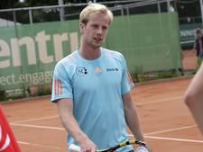 Tennisser Van de Zandschulp kwartfinalist in Scheveningen