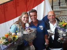 John Gruter wint NK standwerken in Middelburg