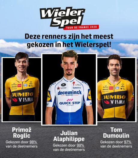 W.J. Holleman wint Wielerspel van de Gelderlander en finisht als derde in algemeen klassement