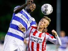 LIVE: Uitblinker Room redt Jong PSV keer op keer