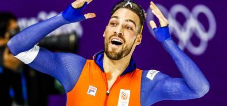 Kjeld Nuis kroont zich tot schaatskoning van Gangneung