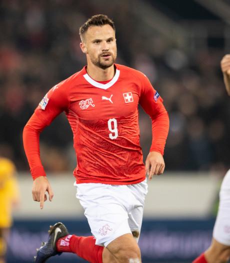 België geeft het helemaal weg in Zwitserland