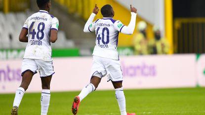 """Shame on you"": Anderlecht steelt de zege op Cercle"