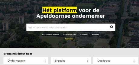 Apeldoorn lanceert ondernemersplatform