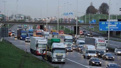 Vilvoorde wil snelheid van 90 km/u over de hele Brusselse Ring
