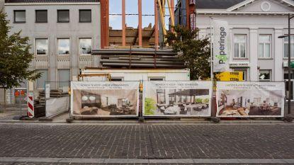 Historische gevels verdwijnen voor flats