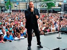 Vrijthof in Hilvarenbeek klaargestoomd voor Sterren Muziekfeest op het Plein