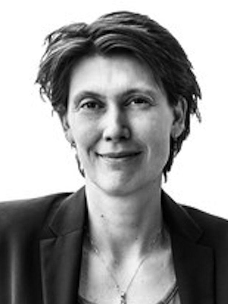 Havenmeester Marleen van de Kerkhof Beeld Eva Plevier